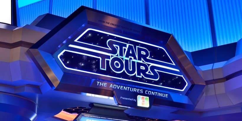 "Tokyo Disneyland to ""Feel the Force"" this December"