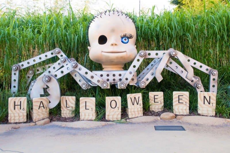 Toy Story Land Halloween Hong Kong Disneyland