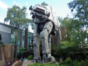 WDW Star Tours AT-AT-Walker