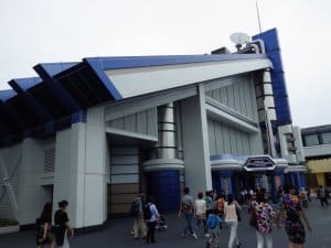 TDL Star Tours Hangar
