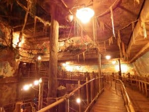 Indiana Jones Adventure Walkway