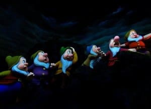Snow White's Adventures Dwarfs