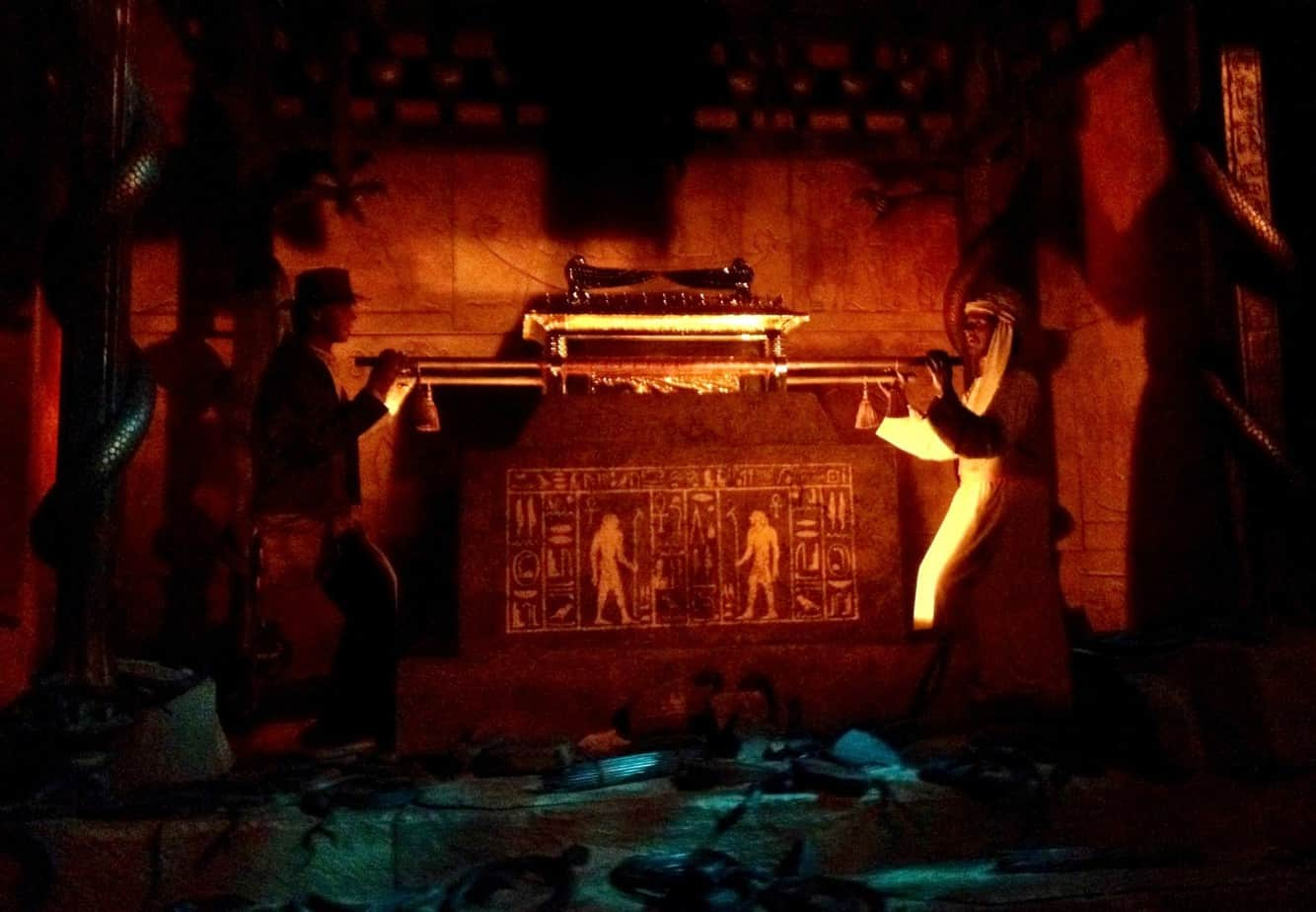 Great Movie Ride Raiders of the Lost Ark