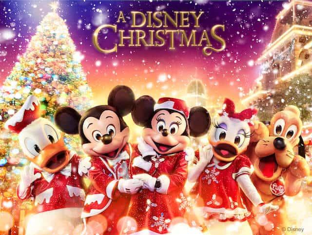 A Disney Christmas 2018 Hong Kong Disneyland