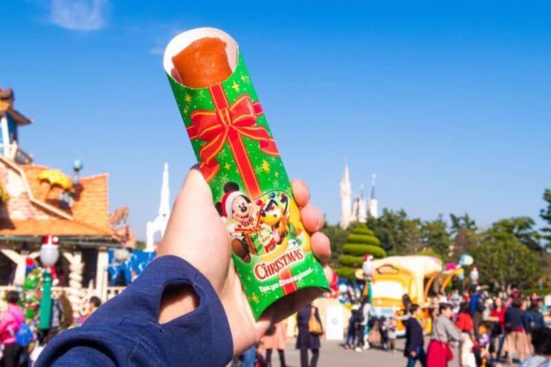 Chicken Spring Roll Tokyo Disneyland