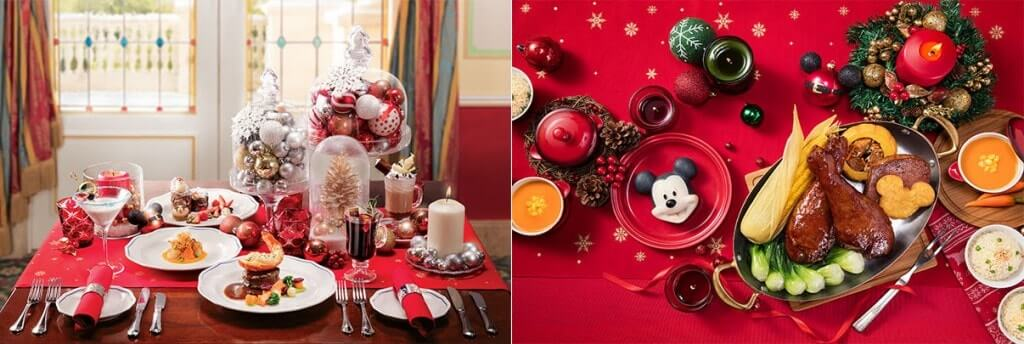 Christmas Food at Shanghai Disneyland Resort