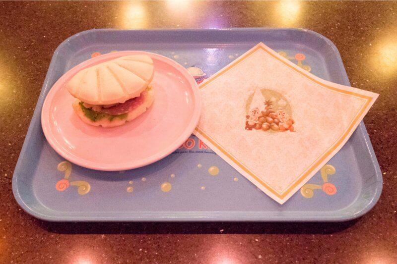 Grilled Chicken Cheese Wrapper Tokyo DisneySea