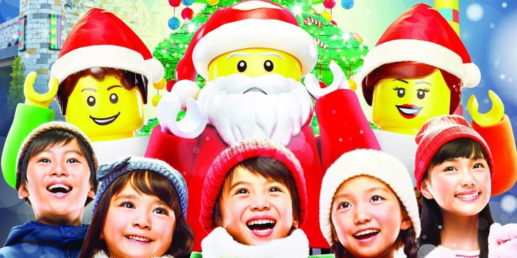 BricXmas Coming to Legoland Japan