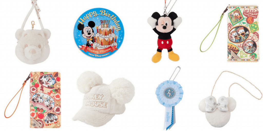 Tokyo Disney Resort Merchandise & Food Update November 2017