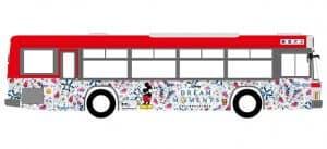 Mickey Bus Design