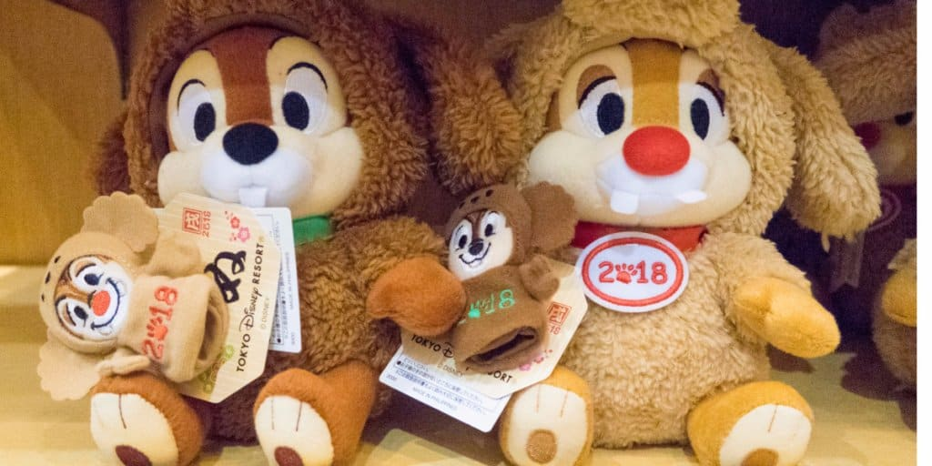 Tokyo Disney Resort New Years 2018 Merchandise & Food