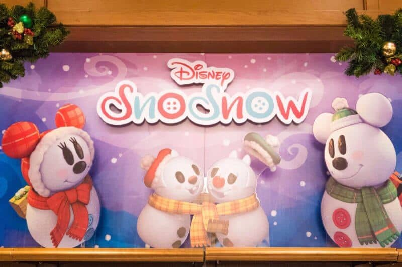 November Merchandise Tokyo Disney Resort