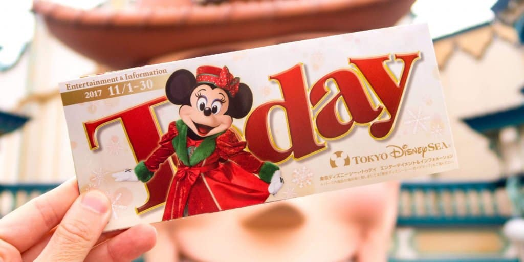What's Happening at Tokyo Disney Resort – November 2017