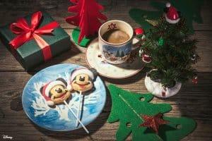 Christmas Mug and Plate