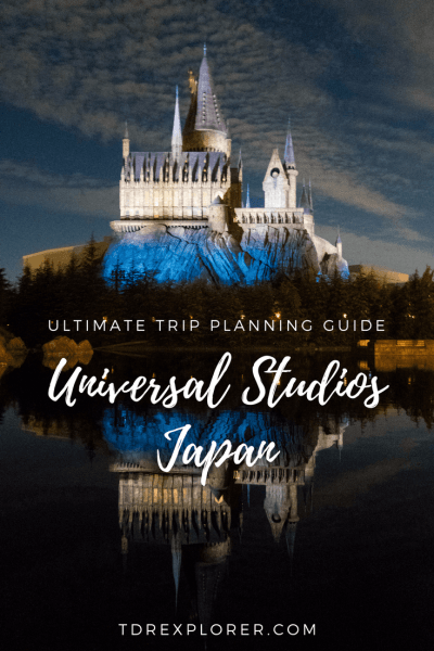 Ultimate Guide to Universal Studios Japan Pinterest