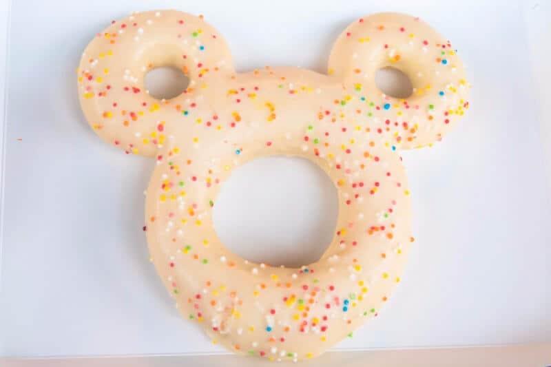 Christmas Donut Shanghai Disneyland