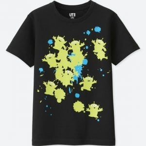 Aliens Uniqlo T-shirt Kids