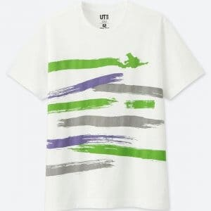 Buzz Lightyear Uniqlo T-shirt