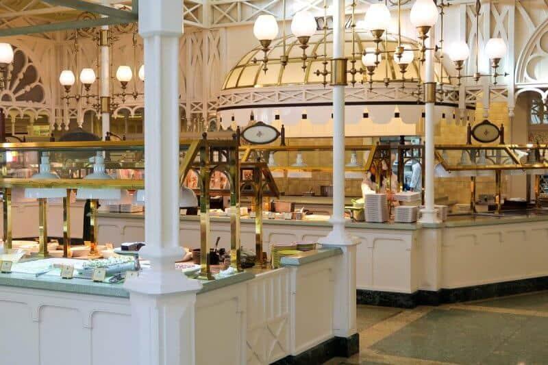 Crystal Palace Buffet Tokyo Disneyland