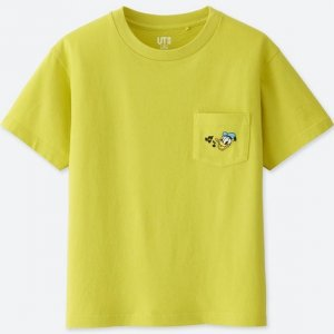 Donald Pocket Uniqlo T-shirt Kids