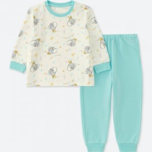 Dumbo Uniqlo Pajamas Baby