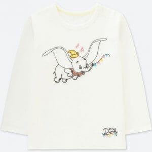 Dumbo Uniqlo Tshirt Baby