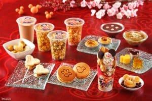Chinese New Year Snacks