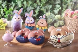 Springtime Food at Hong Kong Disneyland ©Disney