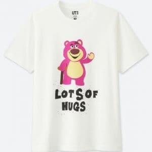 Lotso Pixar T-shirt