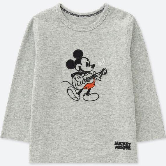 Mickey Guitar Uniqlo Tshirt Baby Tdr Explorer