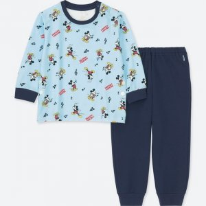 Mickey Uniqlo Pajamas Baby