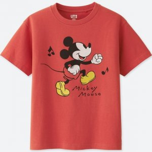 Mickey Uniqlo T-shirt Kids