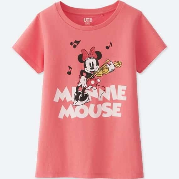 Uniqlo Launches Disney and Pixar Collections