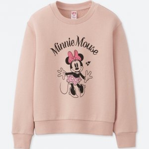 Minnie Sweatshirt Uniqlo Tshirt Kids