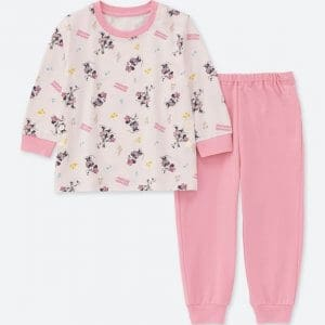 Minnie Uniqlo Pajamas Baby