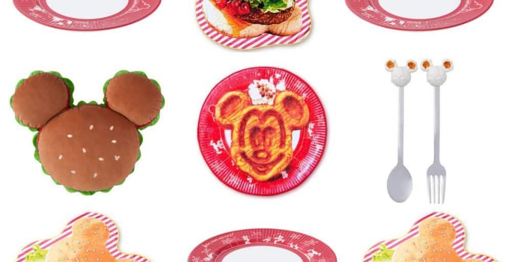 New Cute Food Merchandise at Tokyo Disney Resort