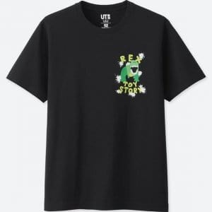 Rex Uniqlo T-shirt