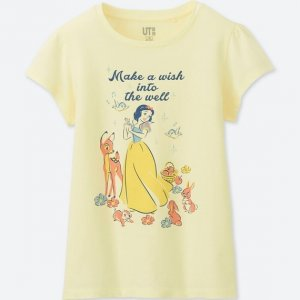 Snow White Uniqlo T-shirt Kids