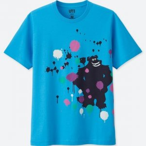Sulley Uniqlo T-shirt
