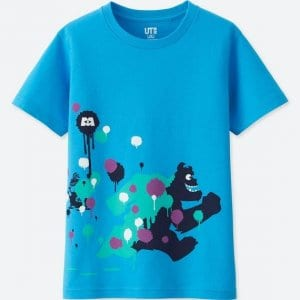 Sulley Uniqlo T-shirt Kids