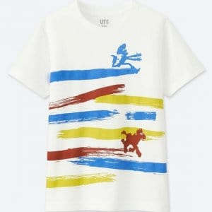 Toy Story Uniqlo T-shirt Kids
