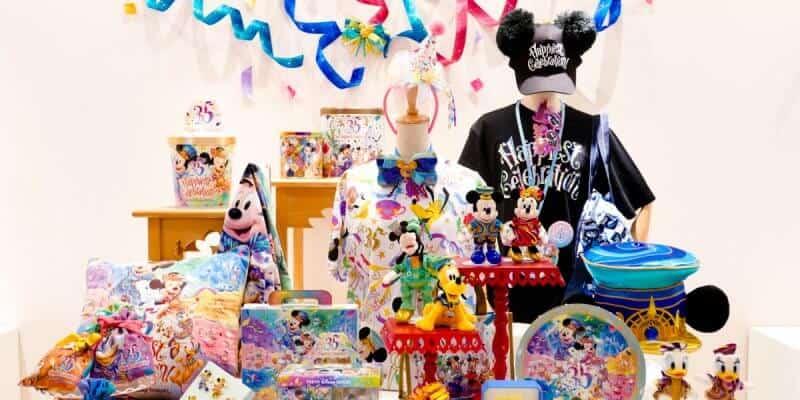35th Anniversary Merchandise Tokyo Disney Resort
