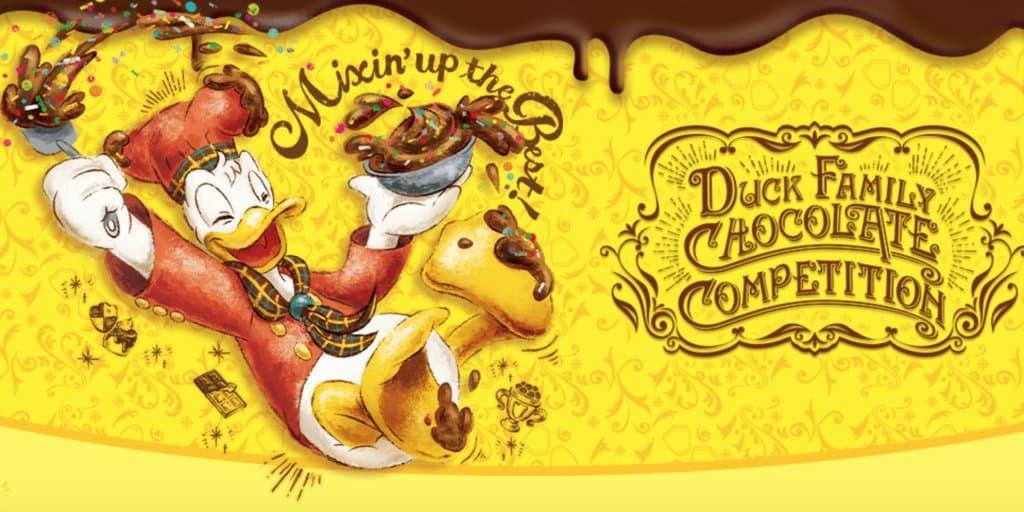Tokyo Disney Resort Chocolate Crunch Shop – Details