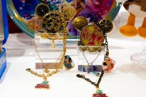 Customised Keychains 35th Anniversary Tokyo Disneyland