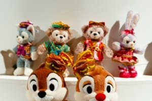 Duffy and Friends 35th Plush