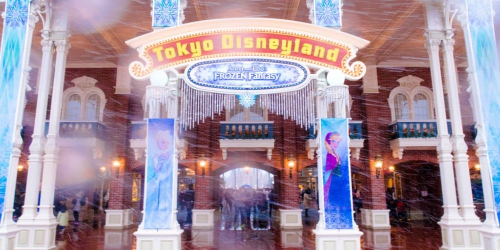 What's Happening at Tokyo Disney Resort – February 2018
