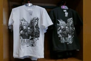 Final Fantasy 7 T-shirt