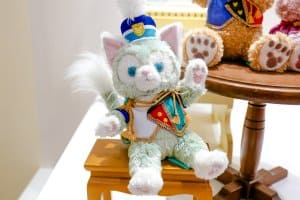 Gelatoni Plush Duffy Marching Band