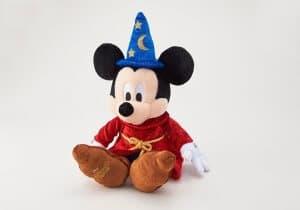 D23 Fantasia Mickey Plush