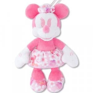 Minnie Plush Badge